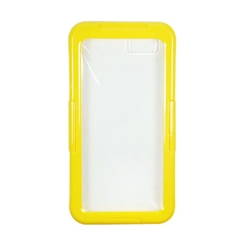 Fashion Waterproof Shell Case for iPhone 6 Yellow
