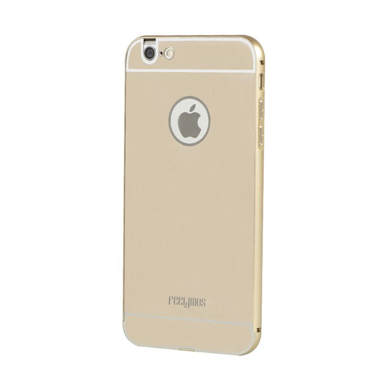 Feelymos King Kong Bumper for iPhone 6 Plus Gold