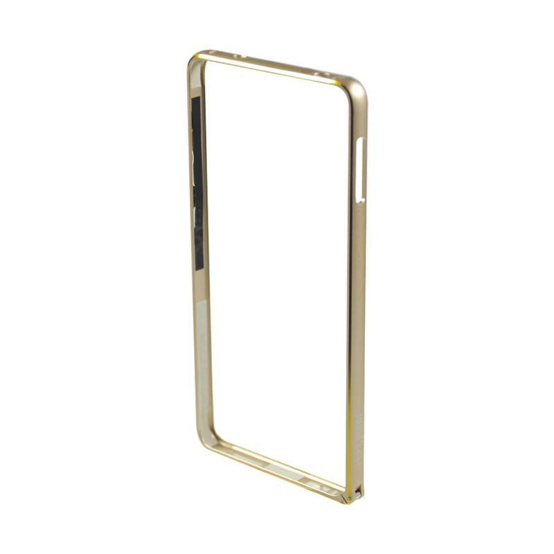 Feelymos Lord Ring 2 Bumper for Xiaomi Mi 4 Gold Casing