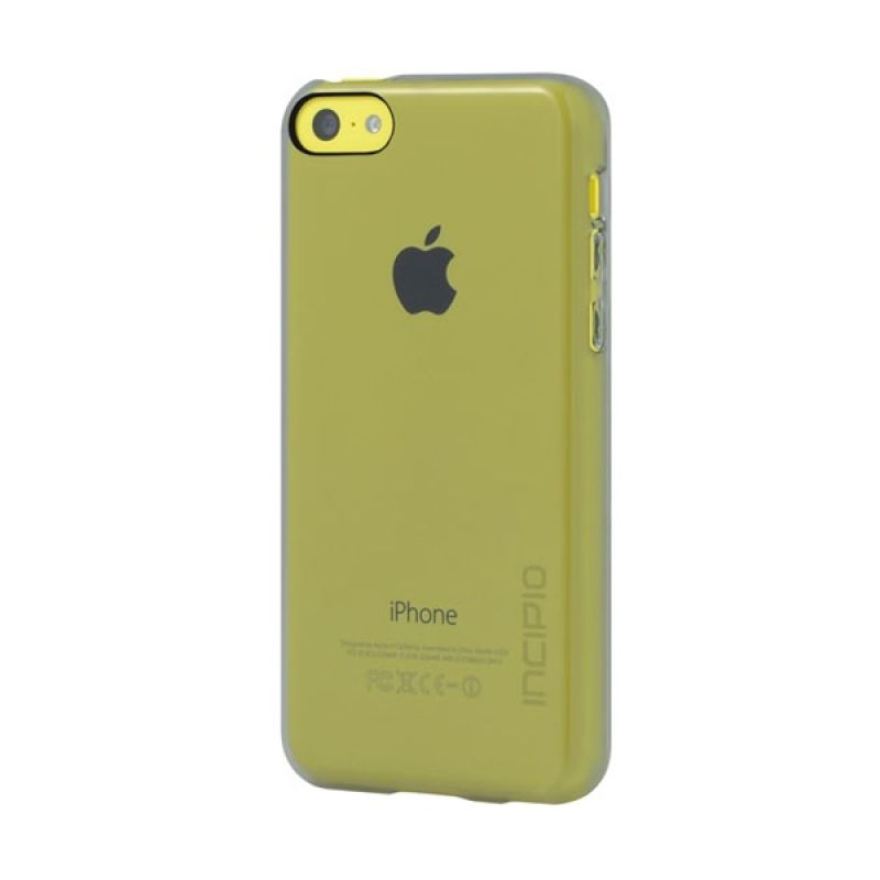 Incipio Feather Clear iPhone 5C Smoke
