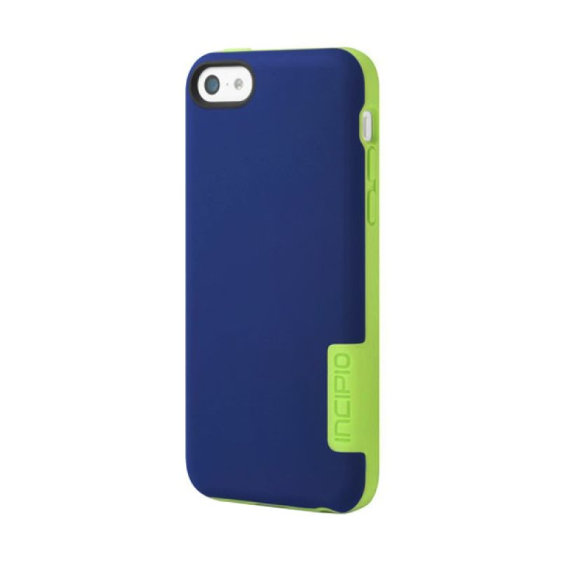 Incipio OVRMLD iPhone 5C Blue Lime