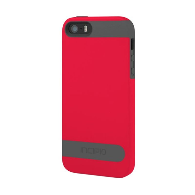 Incipio OVRMLD iPhone 5S Red