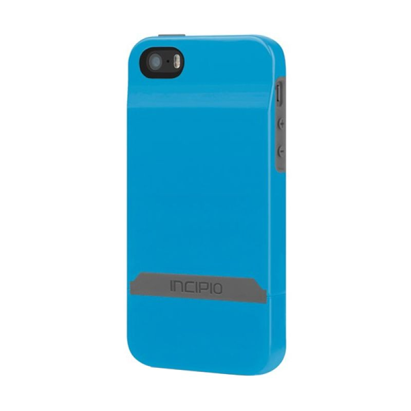 Incipio Stashback iPhone 5S Blue