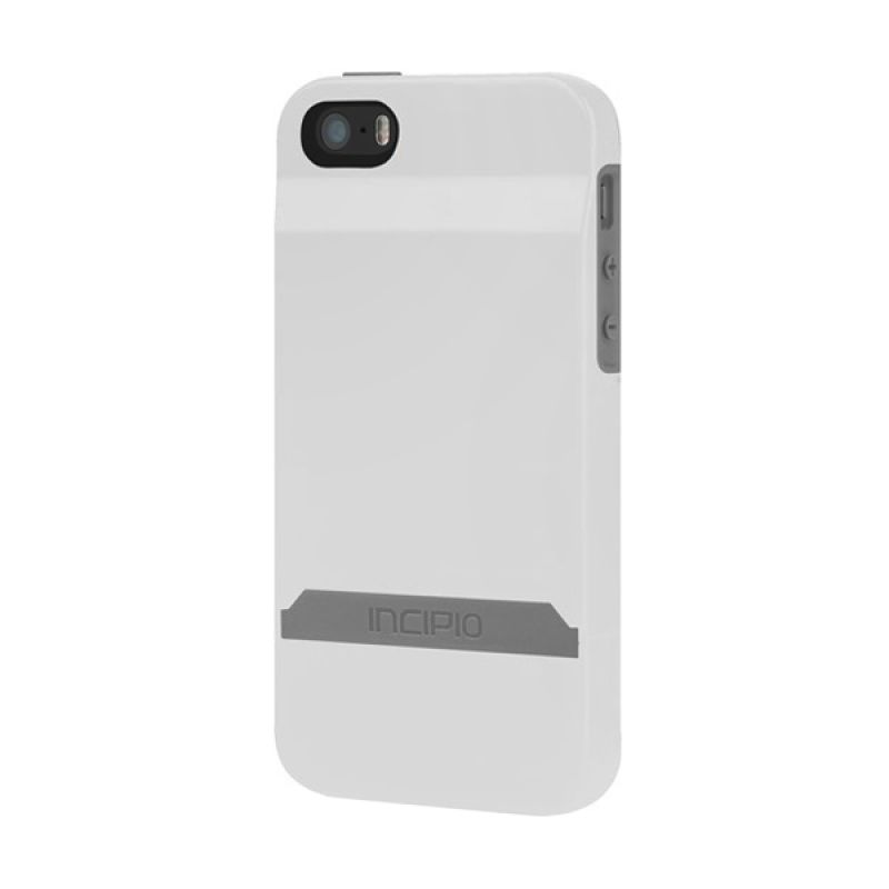 Incipio Stashback iPhone 5S White