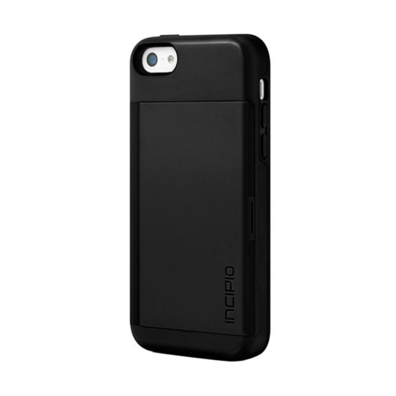 Incipio Stowaway iPhone 5C Black
