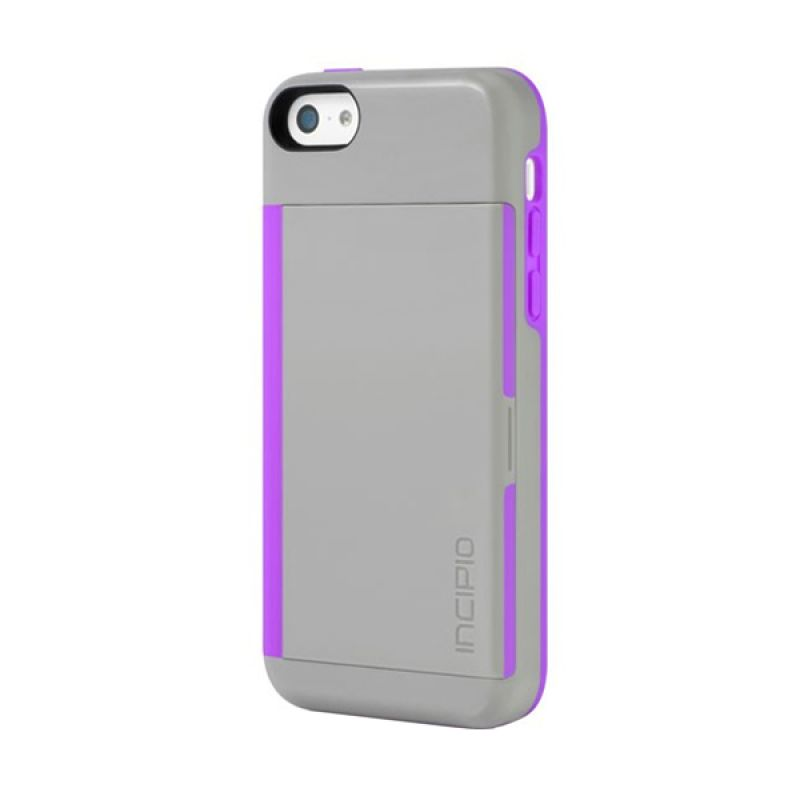 Incipio Stowaway iPhone 5C Grey