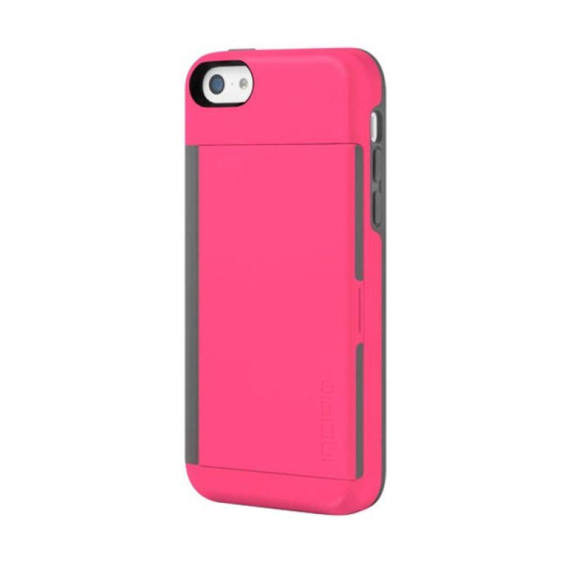 Incipio Stowaway iPhone 5C Pink