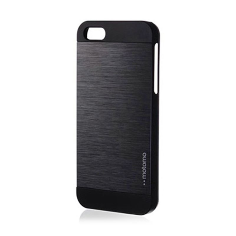 Motomo Ino Metal Case for iPhone 5 5S Black