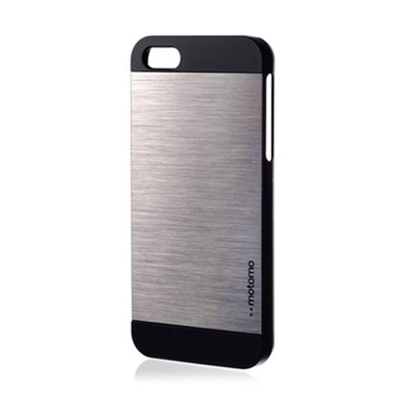 Motomo Ino Metal Case for iPhone 5 5S Gold Black