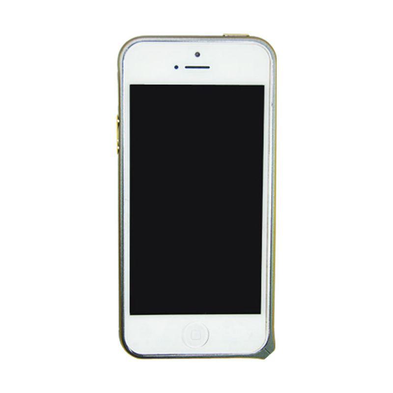Nakami Metal Bumper for iPhone 5/5s Light Black