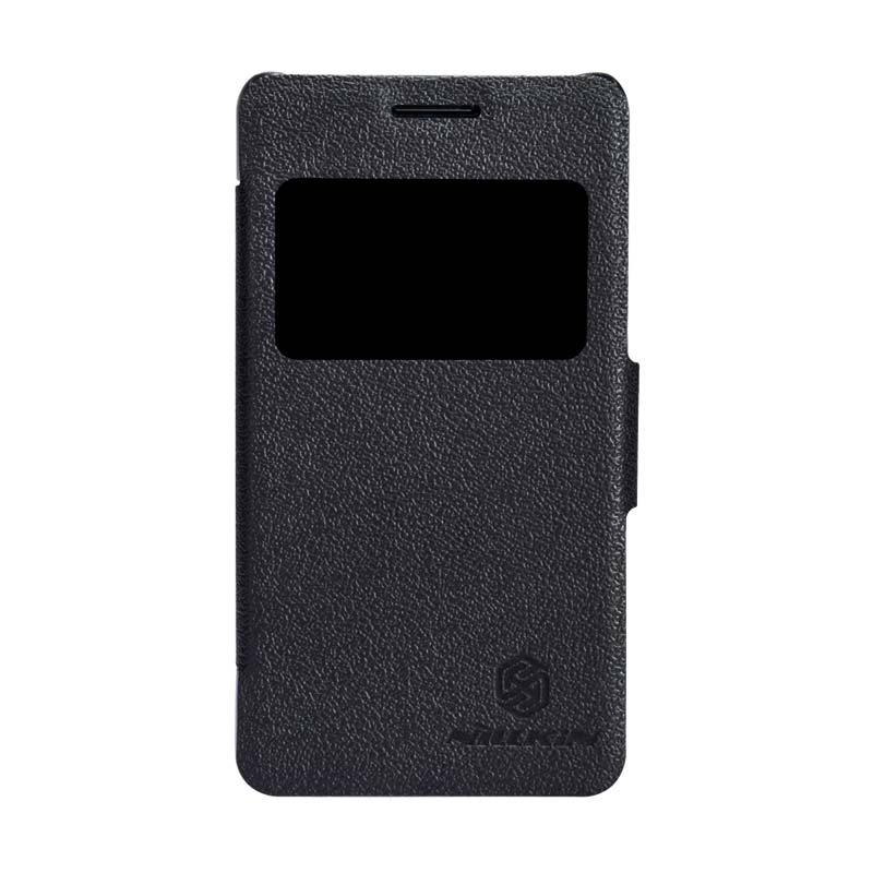 Nillkin Fresh Series Leather Case Sony Xperia E1 Black