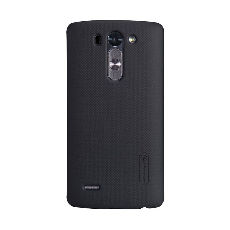 NILLKIN LG G3 Beat Super Frosted Shield Black Casing