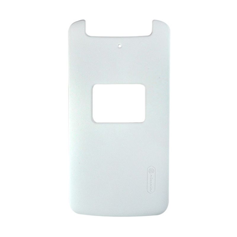 Nillkin OPPO N1 Super Frosted Shield case white