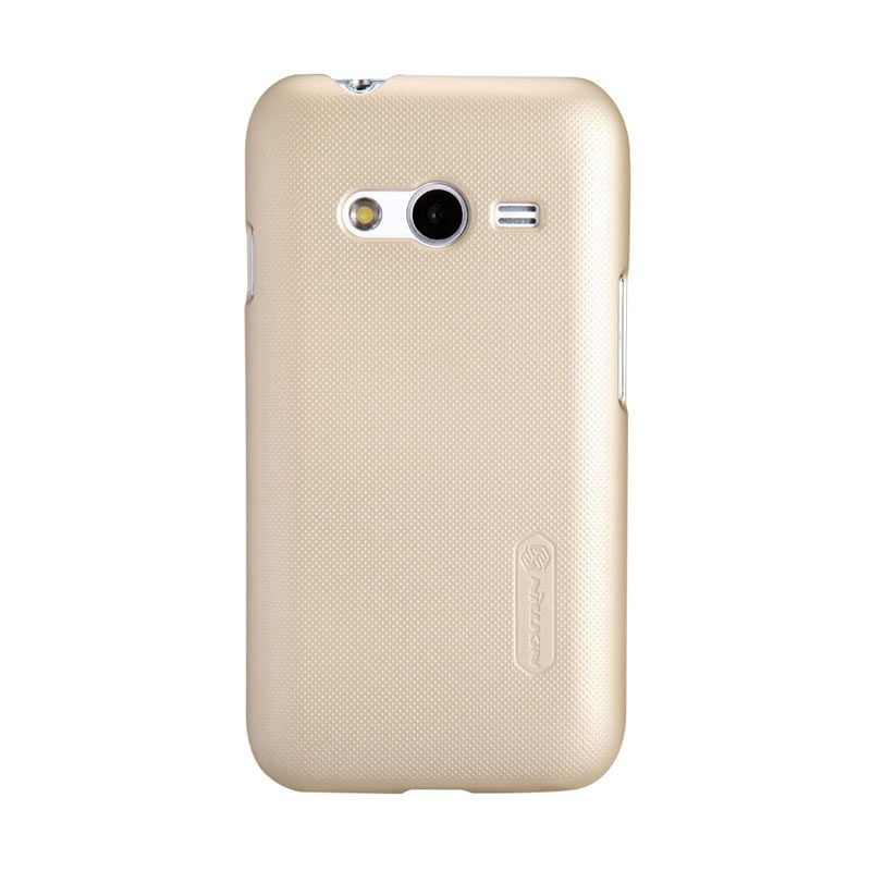 NILLKIN Samsung Galaxy Ace NXT Super Frosted Shield Gold Casing
