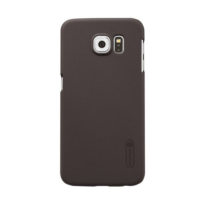 Nillkin Super Frosted Shield Case Brown for Samsung Galaxy S6G920F