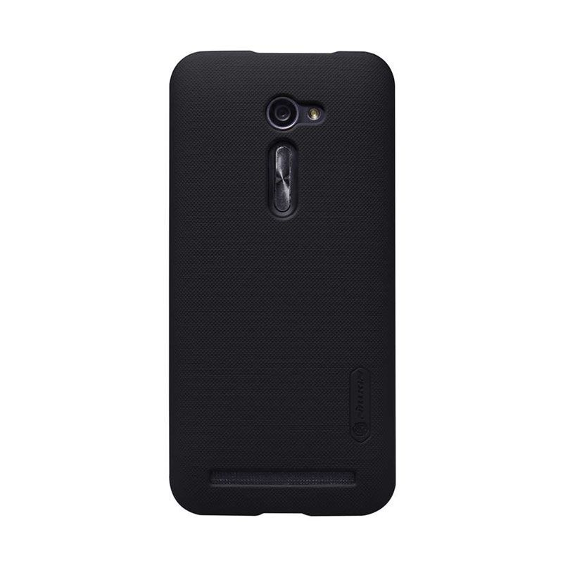 Nillkin Super Frosted Shield ZE500CL Black Casing for Asus Zenfone 2