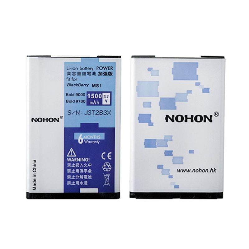 NOHON Battery for Blackberry M-S1