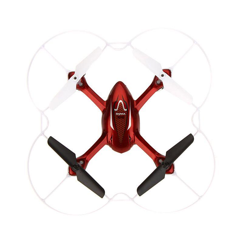 Syma X11C Air Cam RC Quadcopter Red Mainan Remote Control