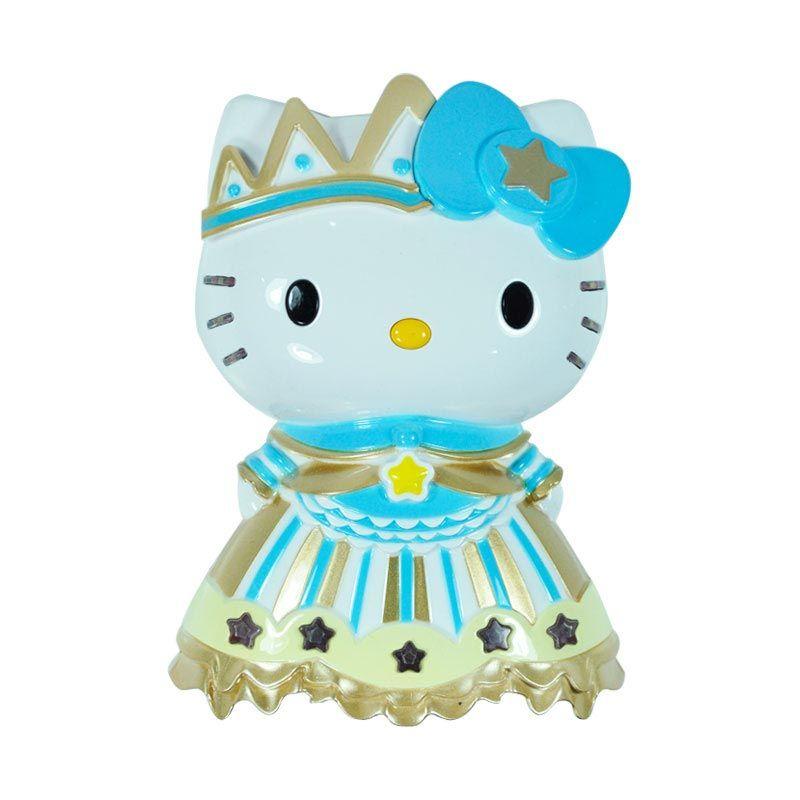 Unicorn Mobilstar Bright Hello Kitty 3D Full Body Blue Power Bank [8000 mAh]