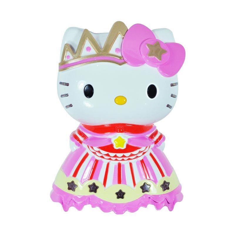 Unicorn Mobilstar Bright Hello Kitty 3D Full Body Pink Power Bank [8000 mAh]