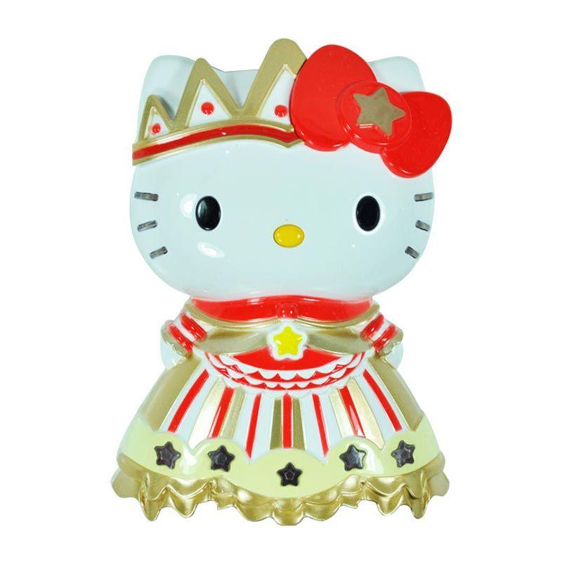 Unicorn Mobilstar Bright Hello Kitty 3D Full Body Red Power Bank [8000 mAh]