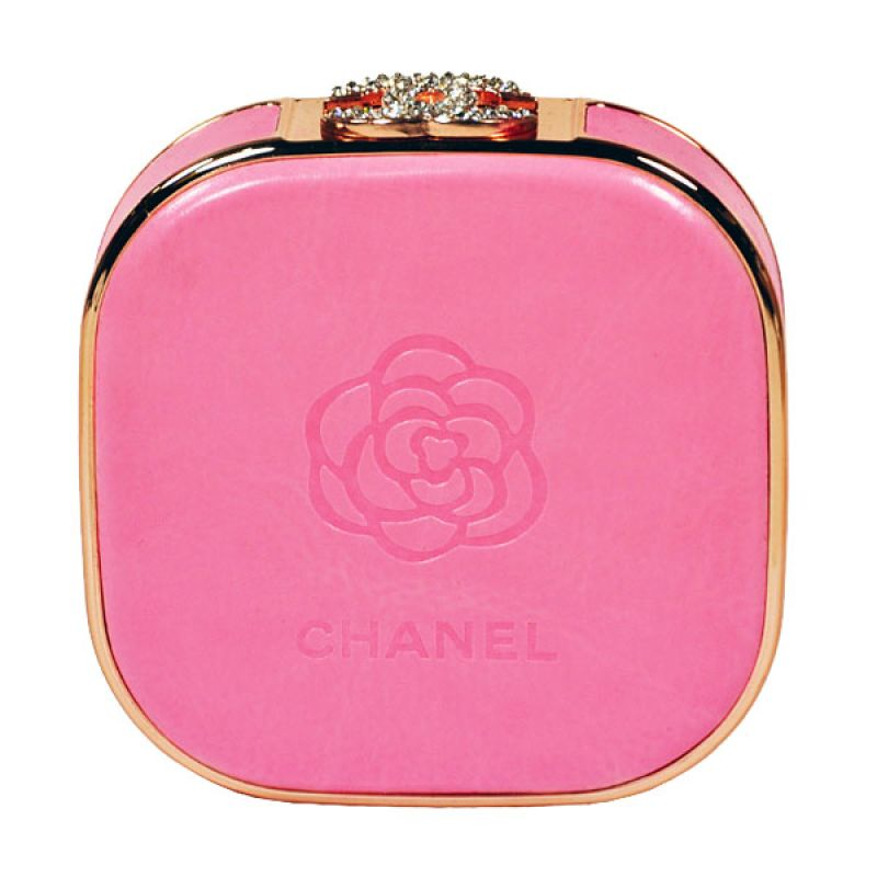 Unicorn Mobilstar Chanel Leather Pink Powerbank [12000 mAh]