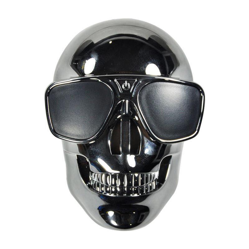 Unicorn Mobilstar Terminator Skull Gray Powerbank [5000 mAh]