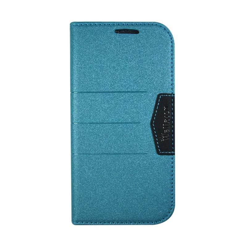 Wallston Beautiful Bright Smartfren Andromax V Blue