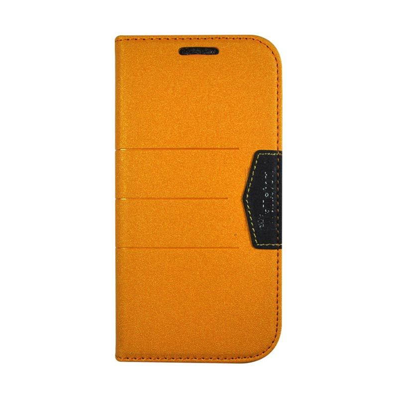 Wallston Beautiful Bright Smartfren Andromax V Orange