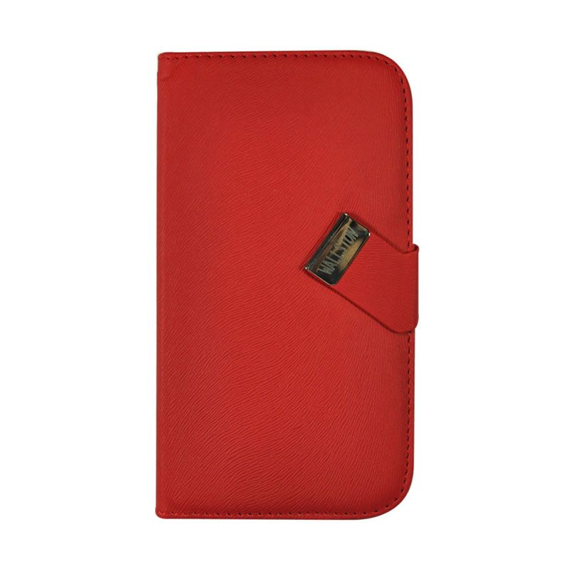 Wallston Case for Galaxy S4 Red