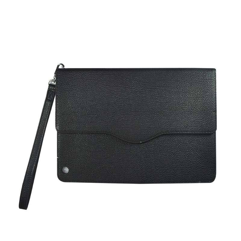 Wallston Leather Case for iPad Air Black
