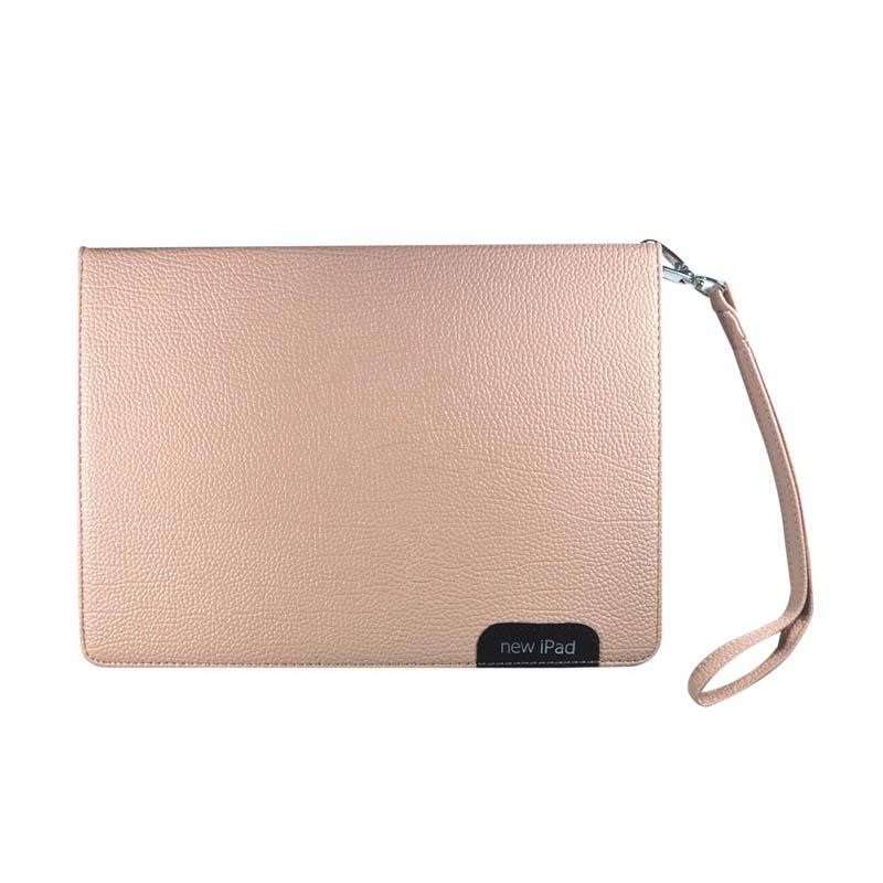 Wallston Leather Case for iPad Air Pink