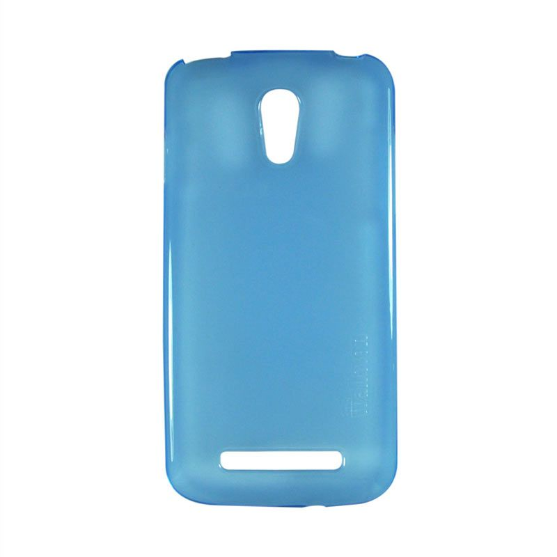 Wallston TPU Case for Smartfren Andromax T Blue