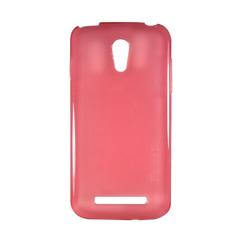 Wallston TPU Case for Smartfren Andromax T Rose