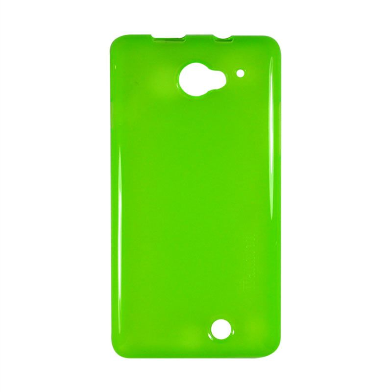 Wallston TPU Case for Smartfren Andromax U2 Green