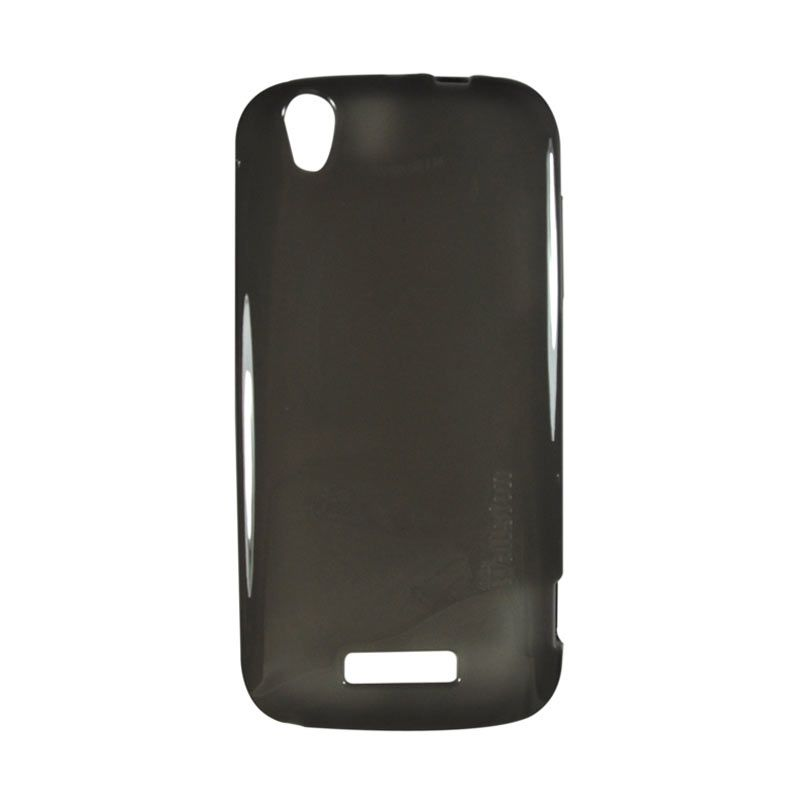 Wallston TPU Case for Smartfren Andromax V Black