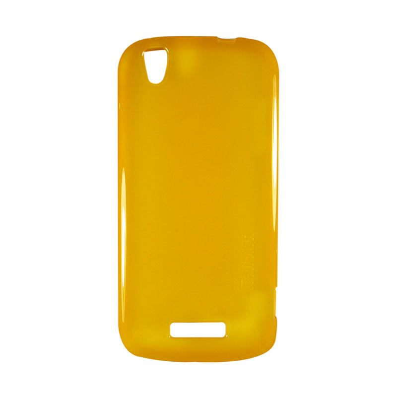 Wallston TPU Case for Smartfren Andromax V Orange