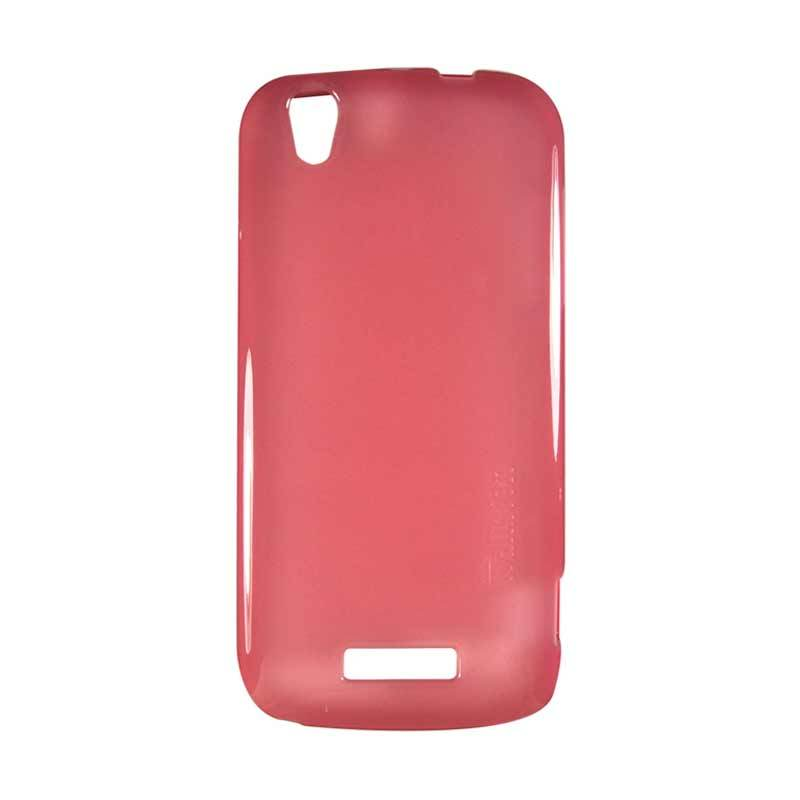Wallston TPU Case for Smartfren Andromax V Rose