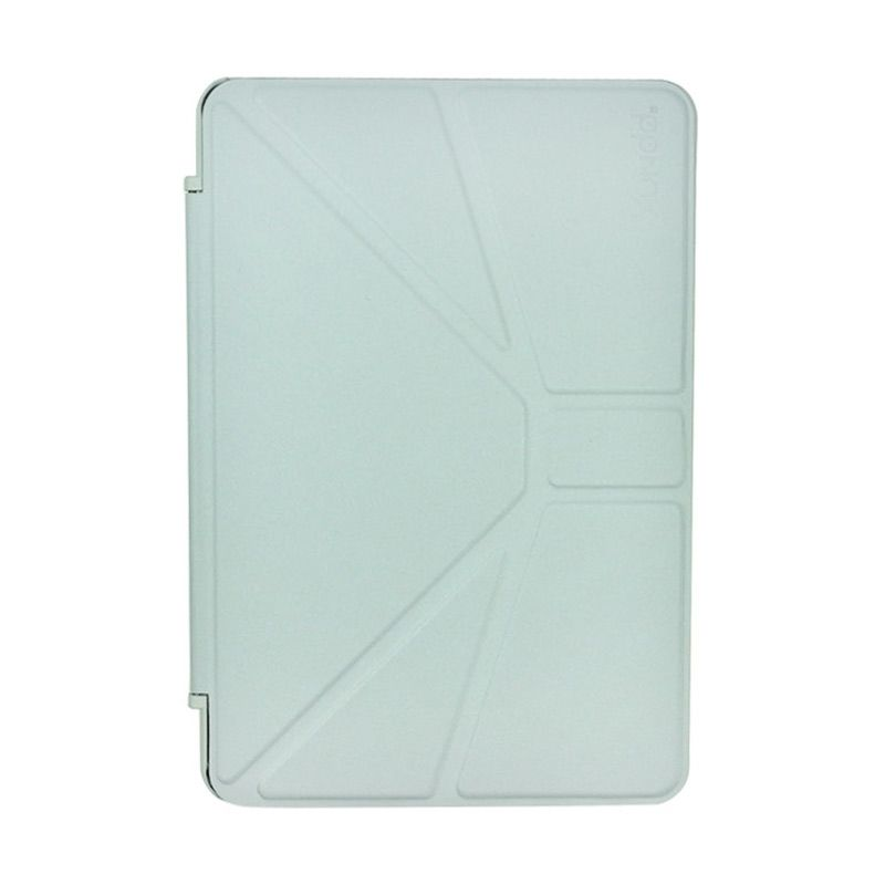 Xundd - Smart Zone Leather Case for iPad Mini Grey