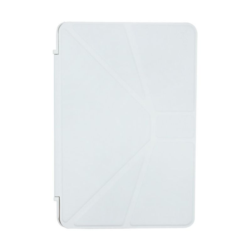 Xundd - Smart Zone Leather Case for iPad Mini Putih