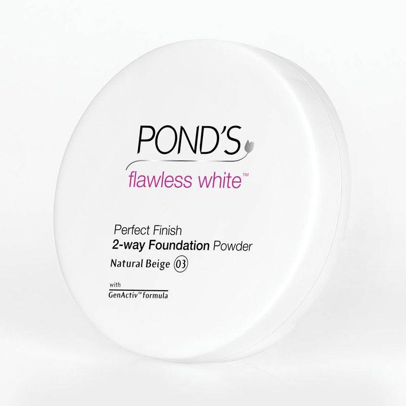 POND'S Flawless White 2-Way Foundation Powder Natural Beige