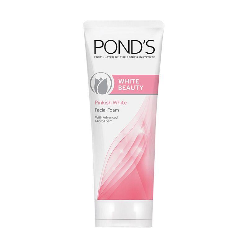 NON AKTIF - POND'S White Beauty Lightening Facial Foam Sabun Wajah