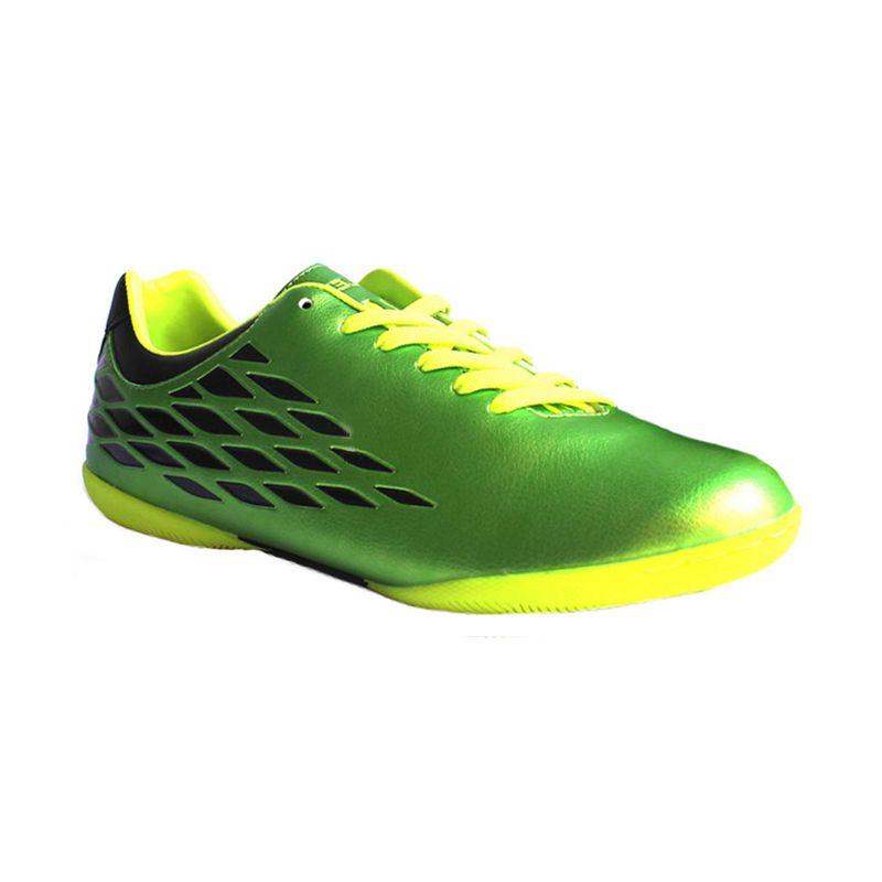 Nobleman Hazzard Green Sepatu Futsal
