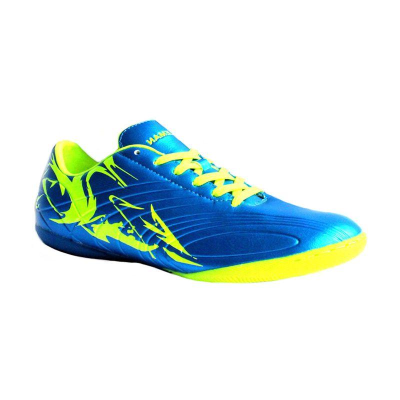 Nobleman Tormentor Blue Sepatu Futsal (Blue)