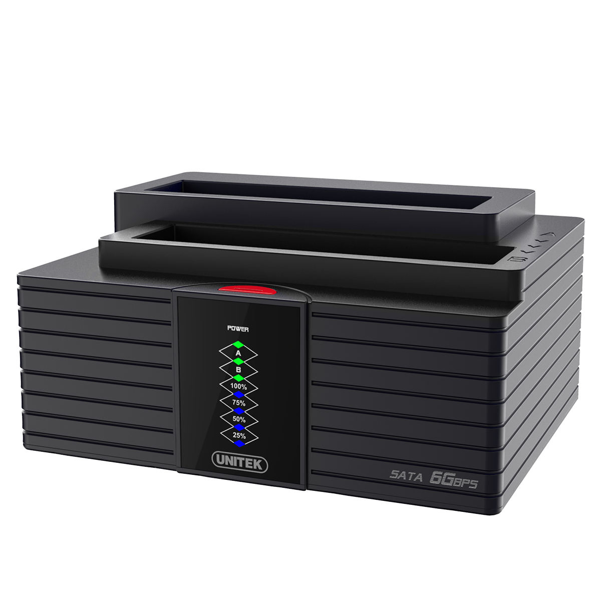 harga Unitek HDD Docking Station Dual SATA 3 [USB 3.0] Blibli.com