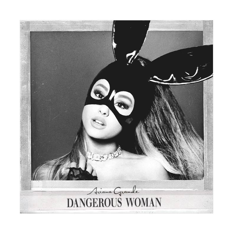 Universal Music Indonesia Ariana Grande - Dangerous Woman CD Music