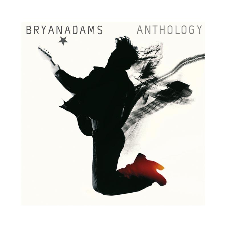 Universal Music Indonesia Bryan Adams - Anthology