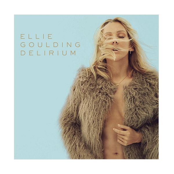 Universal Music Indonesia Ellie Goulding - Delirium CD Musik