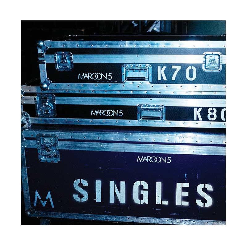 Universal Music Indonesia Maroon 5 Singles CD Music