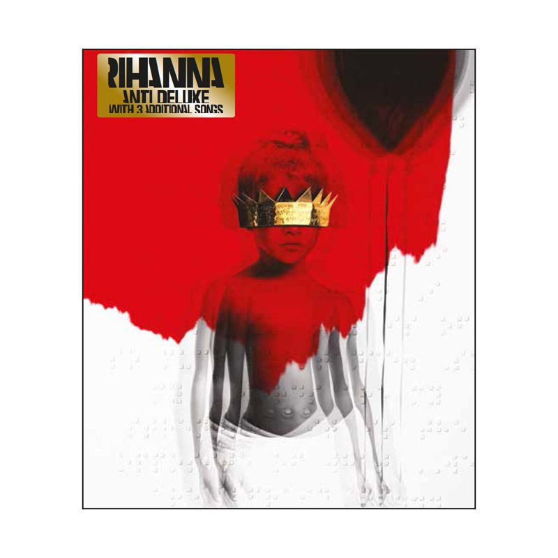 Universal Music Indonesia Rihanna - Anti (Deluxe) CD Musik